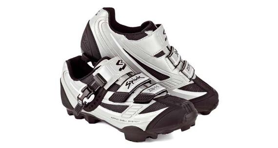 Spiuk Schuhe MTB ZS11M white/silver
